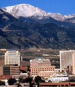 Downtown-Colorado-Springs